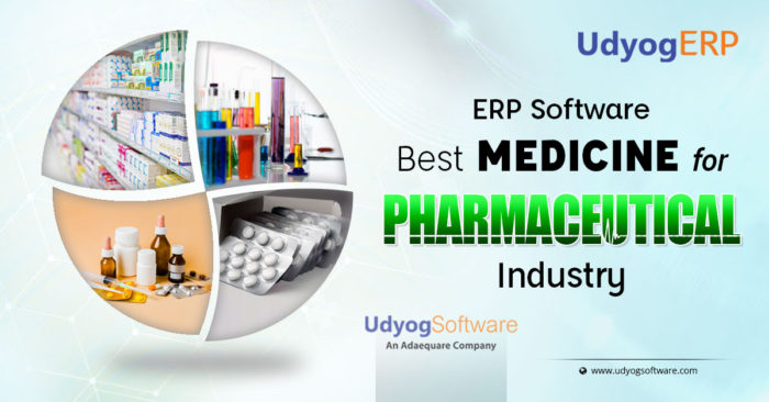 ERP Software - Best Medicine For Pharmaceutical Industry