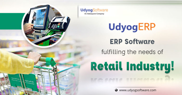 ERP Software-Fulfilling the needs of the Retail Industry!